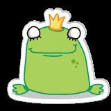 Frog Stepanida