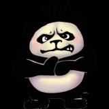 Funny Panda - @StickerManya