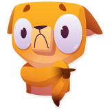 Moka the Dog