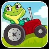 Oliver the Frog