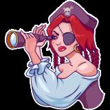 Rica the Pirate