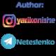 НАВАЛЬНЫЙ @YARIKONISHESTICKERS